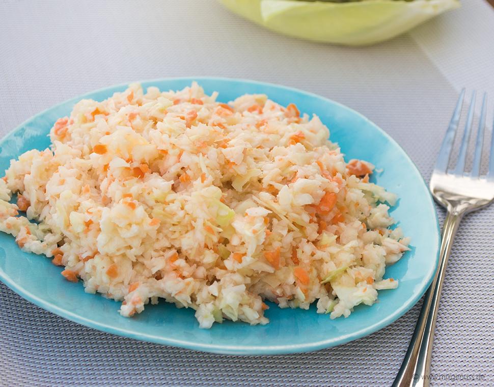 Der wahrscheinlich weltbeste Krautsalat