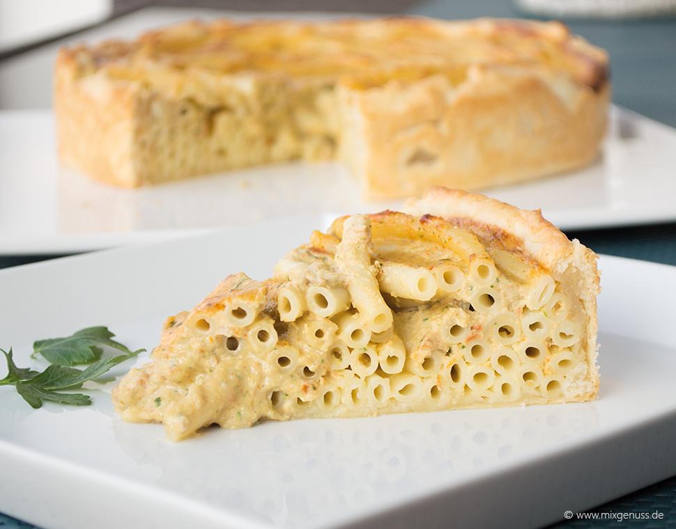 Makkaroni-Cheesecake
