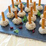 Cranberry-Cheesepops: Ein Partyknaller!