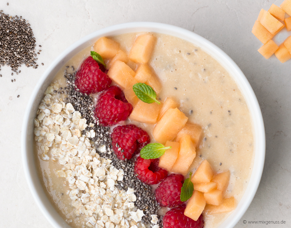 Be Happy Smoothie-Bowl