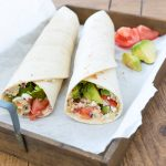 Sommerliches Wrap-Special #2: Avocado Wrap