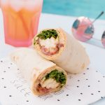 Sommerliches Wrap-Special #1: Wrap Caprese