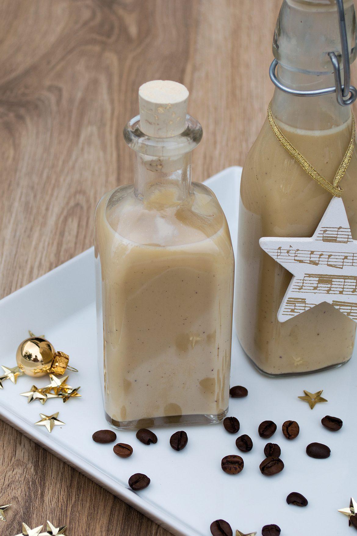 Kaffee-Latte-Likör