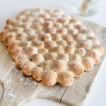 Knuspriges Fondue-Bubblebread