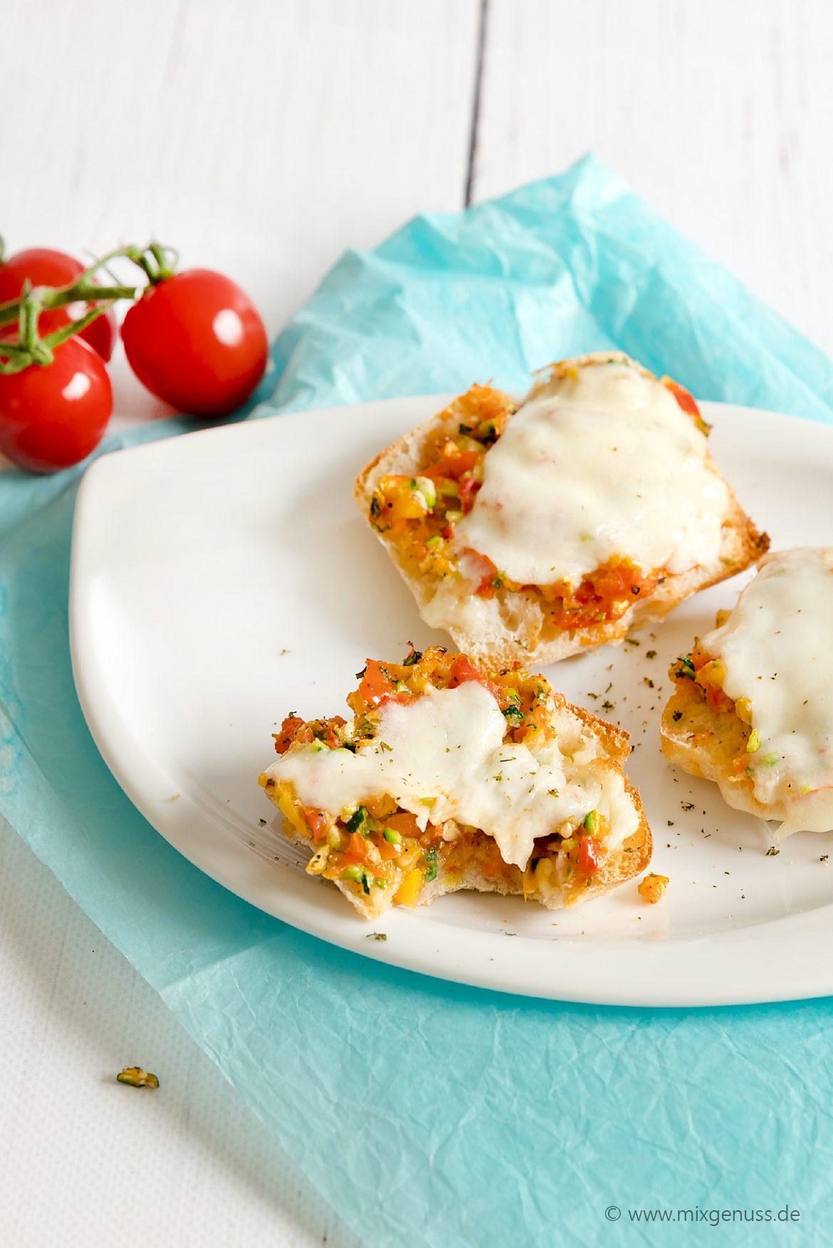 Italienische Crostini