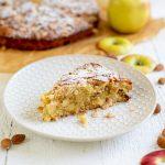 Perfekt im Herbst – Bratapfelkuchen