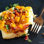 Feuriger Mango-Feta