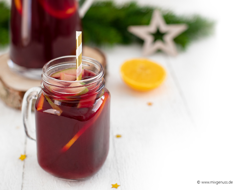 Fruchtiger Christmas Punsch