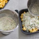 Tortelliniauflauf – Pastasauce Proscuitto e Broccoli