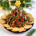 Weihnachtsbaum zum Dippen