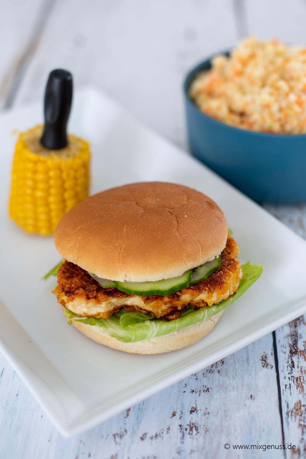 Crispy Chickenburger