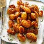 Honig-Chili-Kartoffeln